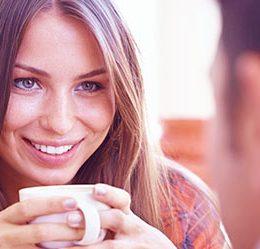 Online flirten erster kontakt