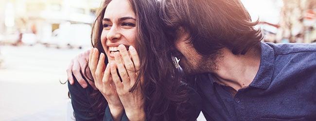 Körpersprache frauen flirten