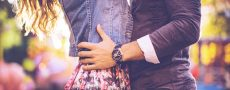 Nähe beim Date