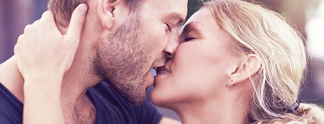 Erster Kuss online dating