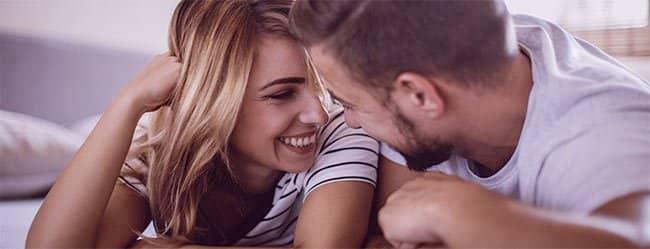 Glücklich immer nach der Dating