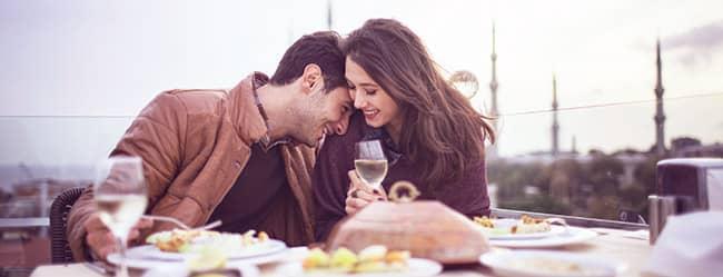 Online-Dating nie zweiter Termin