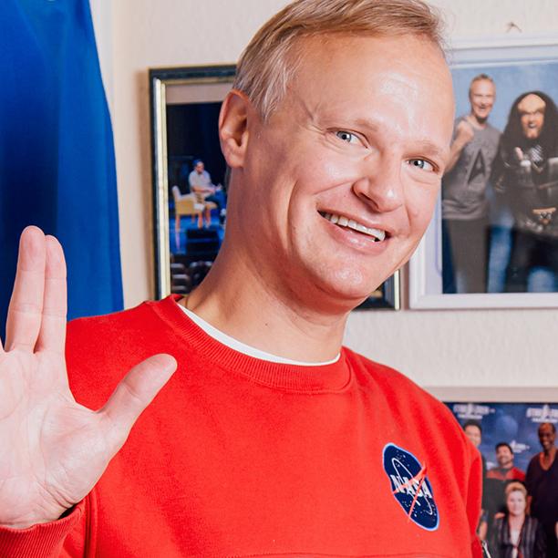 Single Peter vom Timmendorfer Strand ist bekennender StarTrek Fan. Jetzt mehr erfahren!